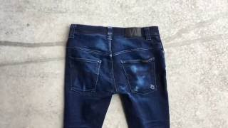 Damn Denim presents: Nudie Jeans Thin Finn, 6 months old
