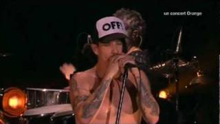 Red Hot Chili Peppers - Right On Time - Live at La Cigale 2011 [HD]