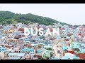 🇰🇷 BUSAN - South Korea Travel Vlog - Ep. 01