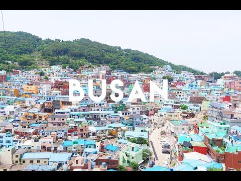 BUSAN - South Korea Travel Vlog - Ep. 01
