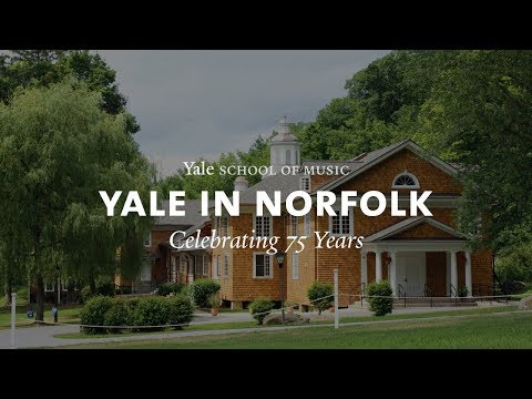 Celebrating Yale's 75th Anniversary in Norfolk