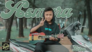 Gambar cover ASMARA - SETIA BAND | COVER KENTRUNG SENAR 3 BY FARHAN - MABORA TEAM.