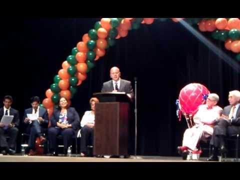 Alliance Tennenbaum Family Technology High School Naming Ceremony