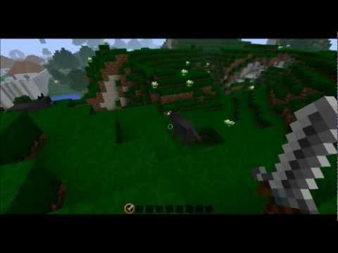 Minecraft Taming Big Cats