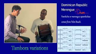 Merengue lesson, Pambiche and Caballo