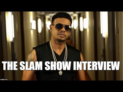 The Slam Show - Interview with Mr. Dalvin of Jodeci
