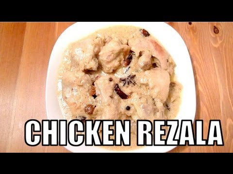 Chicken rezala aromatic white chicken curry recipe youtube chicken rezala aromatic white chicken curry recipe forumfinder Images
