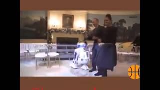 Obama akicheza wimbo wa Harmonize Aiyola