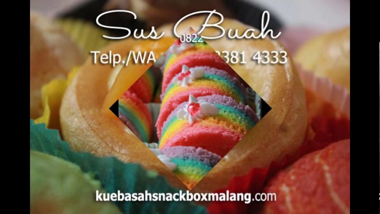 082233814333 Telpwa Kue Snack Box Kue Basah Kue Kotak