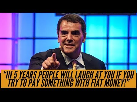 """Famous Investor Tim Draper – """"Cryptocurrencies And Blockchain Will Change Everything"""""""