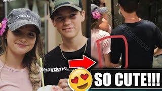 Annie LeBlanc and Hayden Were Caught CUDDLING In Hawaii!?
