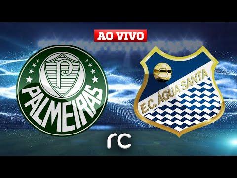 Palmeiras x Água Santa - AO VIVO - 26/07/2020 - Campeonato Paulista - Futebol RC