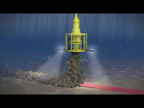 Sub Sea Rock dumping
