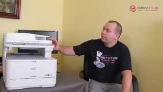 OKI MC352dn test urządzenia wielofunkcyjnego