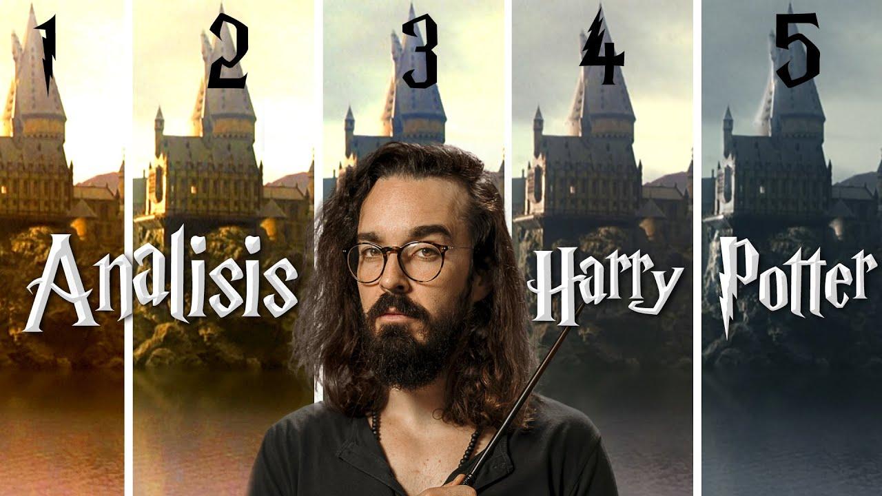 ¿Por qué no hay dos Hogwarts iguales? - Análisis de luz y color en Harry Potter