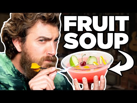 International Soup Taste Test