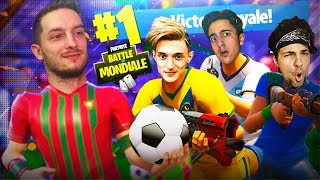"MELAGOODO AL ""MONDIALE""! - FORTNITE BATTLE ROYALE"
