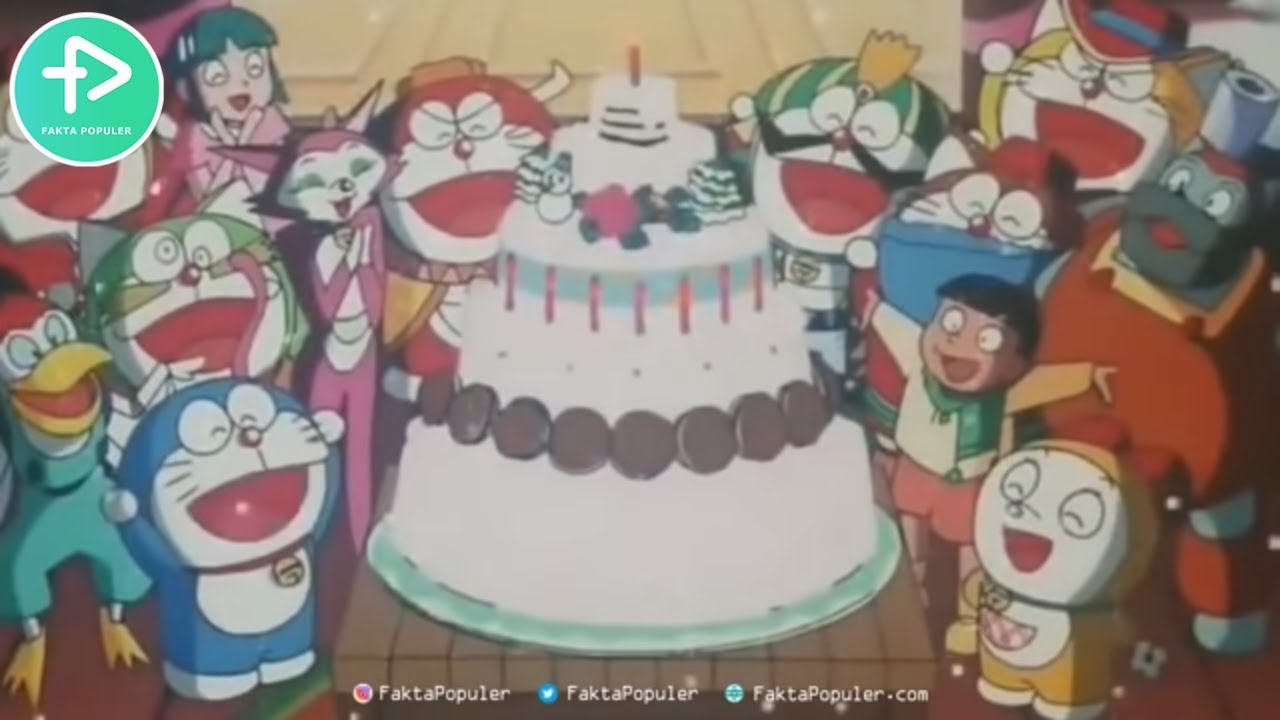6 Fakta Rahasia Tentang Kartun Doraemon Yang Belum Kamu Ketahui