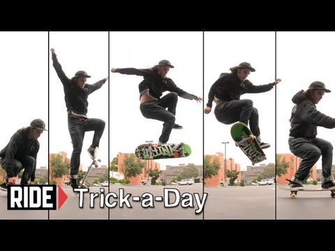 How-To Skateboarding: Ollie Impossible With Lee Yankou