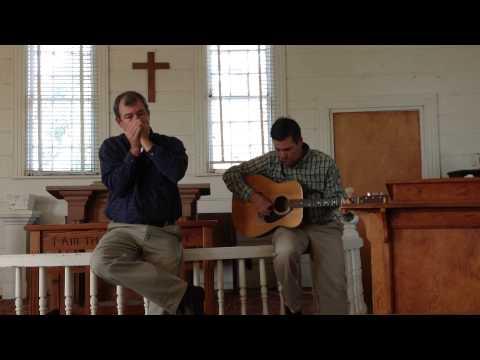 Harmonica & Guitar Amazing Grace Blues Bluegrass Gospel Mark and Jesse