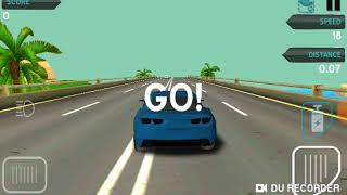 Highway Car Racing Game #2
