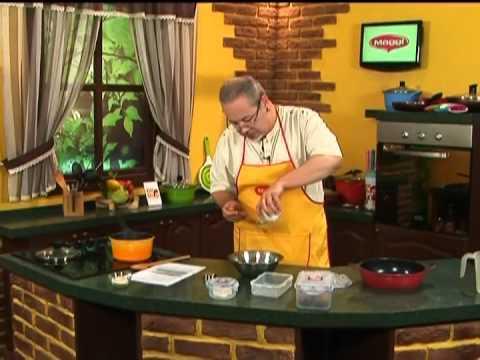 Рецепт Быстро и Вкусно  Пудинг из киви