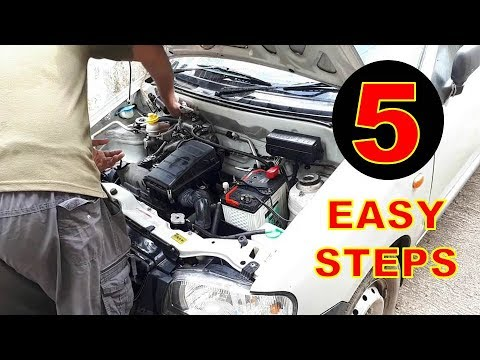 AWESOME DIY ENGINE BAY CLEANING - 5 EASY STEPS