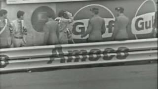 1972 Italian GP Monza (B&W)