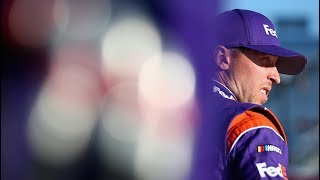 Фото с обложки Denny Hamlin, Mike Wheeler Talk Penalties