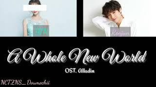 NCT Renjun Lokal - a whole new world, ost. alladin