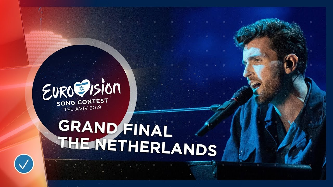 The Netherlands - LIVE - Duncan Laurence - Arcade - Grand Final - Eurovision 2019