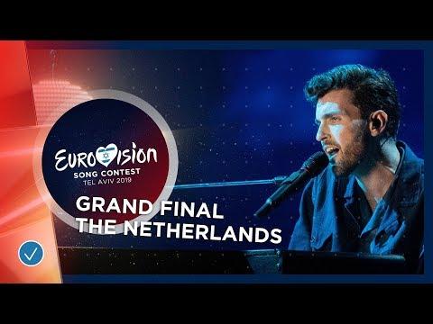 Duncan Laurence - Arcade (победитель Евровидение 2019, Нидерланды)