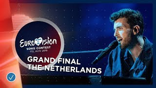 The Netherlands   Live   Duncan Laurence   Arcade   Grand Final   Eurovision 2019