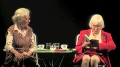 """""""Lotti und Lilya"""" mit Elfriede Irrall und Julia Gschnitzer"""