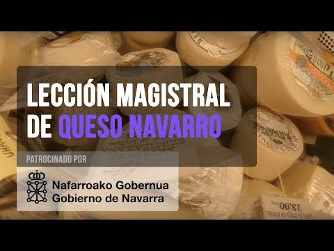 Los mejores quesos de Navarra - Mercado de Santo Domingo - Pamplona