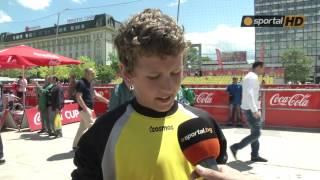 Синът на Вили Вуцов - Петър: Татко се учуди, че съм вратар