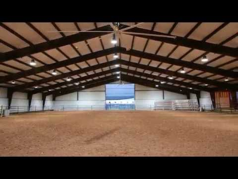 160+/- Acre Horse Facility and Event Center - Guthrie, Logan County, Oklahoma