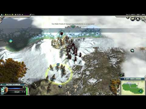 Civilization 5 Gods And Kings-Lead Your Civ To Greatness Dev Diary HD |