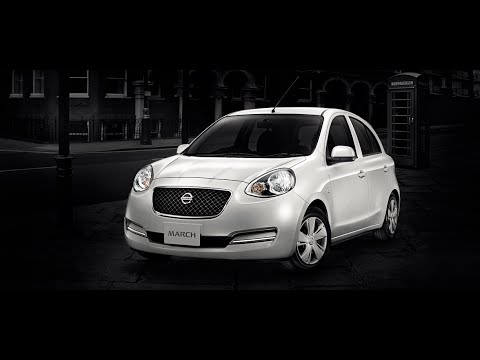 2015 Nissan March Limited Edition