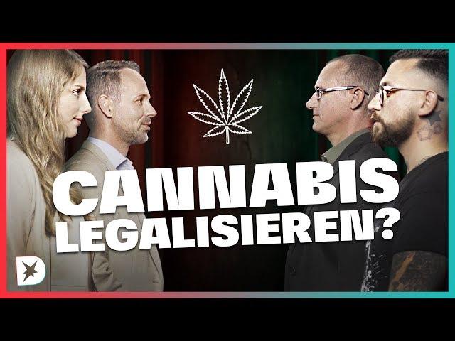 Freies Kiffen für alle: Ist die Cannabis-Legalisierung überfällig? | DISKUTHEK
