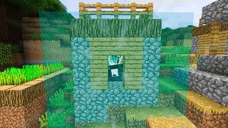 おっ…オラの家がぁぁぁぁ!!!? 【Minecraft】#shorts