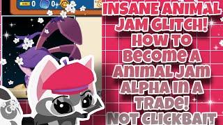 Insane Amazing Animal Jąm Glitch- How to become a Alpha in Game