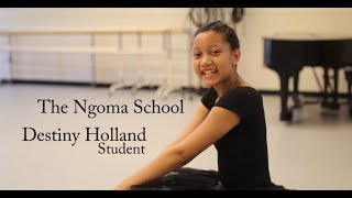 Black Girl Magic - Destiny Holland Speaks About Being A Ngoma School ...