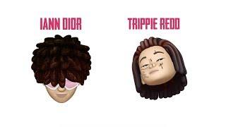 iann dior - gone girl ft Trippie Redd (Memoji Video)