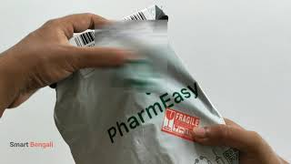 Pharmeasy Online Medicines unboxing and review screenshot 2