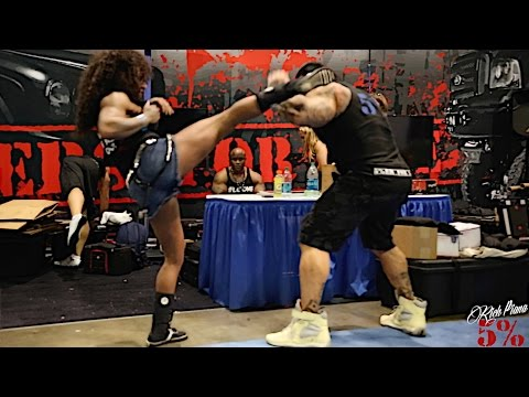 'killin-it'-at-the-2015-la-fit-expo---rich-piana