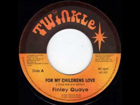 Finley Quaye - For My Children´s Love