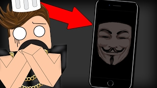 CALLING A ROBLOX HACKER! *HE ACTUALLY ANSWERS*