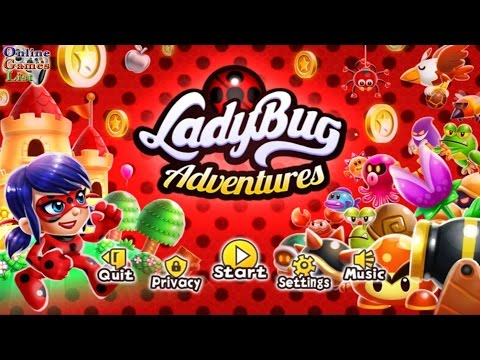 Ladybug Adventures World android gameplay first look - 동영상