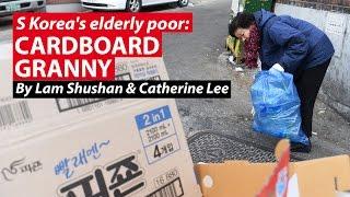 Cardboard Granny | S Korea